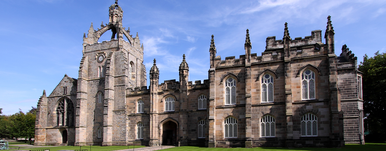 University of Aberdeen building