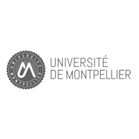Universite Montpellier logo